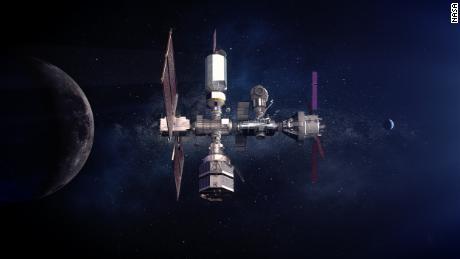 NASA i Europejska Agencja Kosmiczna współpracują przy Bazie Księżycowej Artemis Gateway