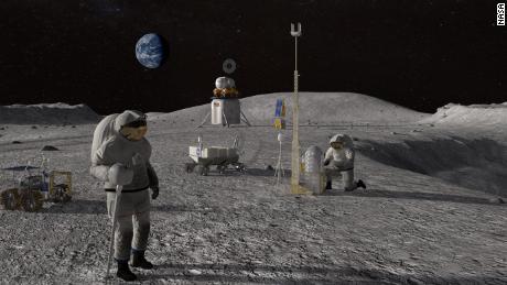 Czego astronauci Artemidy mogą dowiedzieć się o Księżycu, kiedy wylądują w 2024 roku