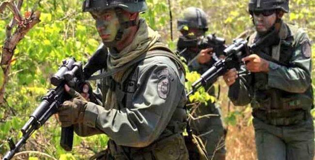 Wenezuela prowadzi operacje na granicy z Kolumbią - Escambray