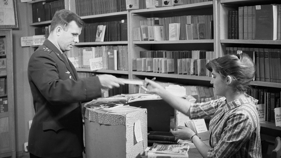 Pojawiają się dokumenty pierwszych astronautów ZSRR