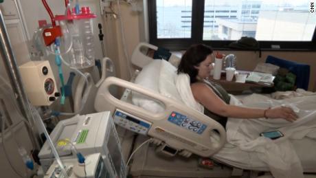 W ostatniej fali epidemii koronawirusa w Michigan pojawił się nowy typ pacjenta