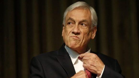 Tylko 14% Chilijczyków aprobuje administrację prezydenta Sebastiana Pinery