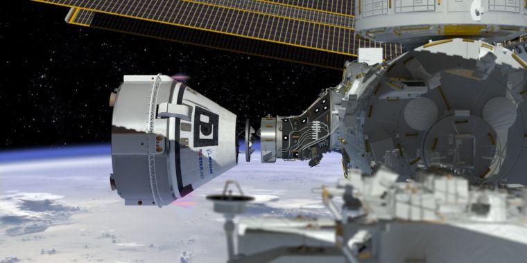 Obecnie wygląda na to, że Starliner nie zwolni załogi do początku 2022 roku