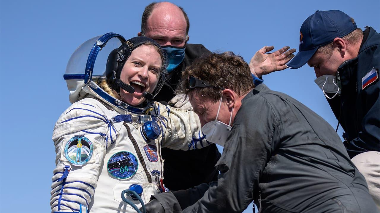Załoga Ekspedycji 64 wraca z Międzynarodowej Stacji Kosmicznej