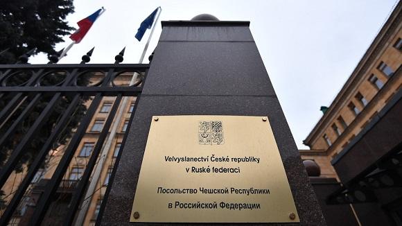 Rosja wydala z kraju 20 czeskich dyplomatów