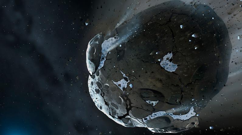 Asteroida uderzyła w Ziemię w 2018 roku i teraz wiemy, skąd się wzięła