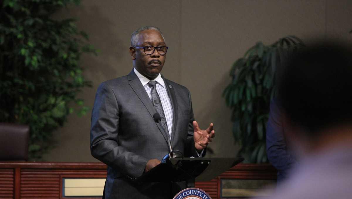 Burmistrz mówi, że mandat dotyczący masek w Orange County mógłby zostać złagodzony