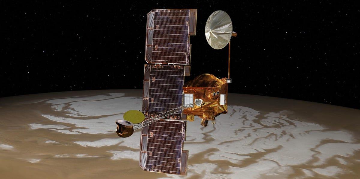 NASA udostępnia wspaniałe zdjęcie rozległych wydm na Marsie