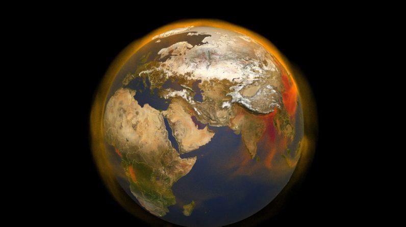 Zmiany klimatyczne spowodowały, że Ziemia przesunęła się poza swoją oś