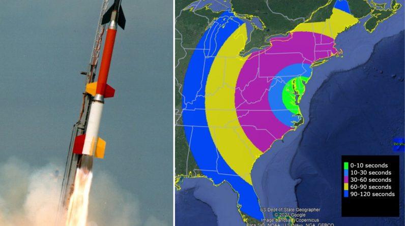Wystrzelenie rakiety NASA w Wallops Flight Facility zostało opóźnione z dzisiaj na sobotę