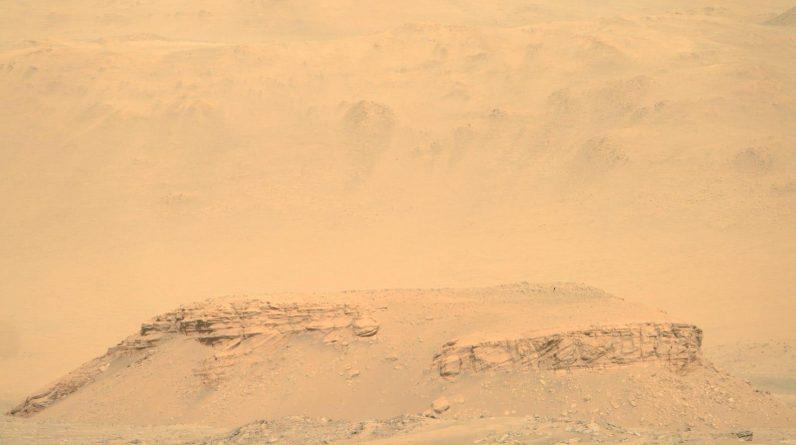 Statek kosmiczny Perseverance NASA wykonuje najbardziej niesamowite zdjęcia ziemi Marsa