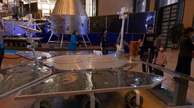 Teraz, kiedy Chiny wylądowały na Marsie, jaki będzie następny krok misji?