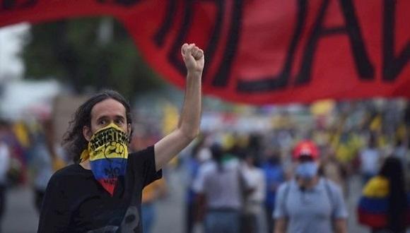 Protesty w Kolumbii: zapowiedziano zaawansowany krok w negocjacjach między rządem a Krajową Komisją ds. Bezrobocia