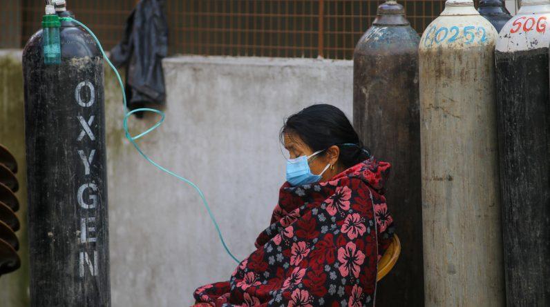 Argentyna, Nepal i inne kraje odnotowują szybki wzrost przypadków takich jak Indie