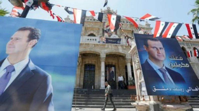 Baszar al-Assad jest przekonany, że wygra czwartą kadencję w wyborach prezydenckich w Syrii