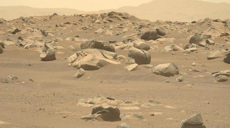 Jak NASA leci dronem na Marsa - 60 minut