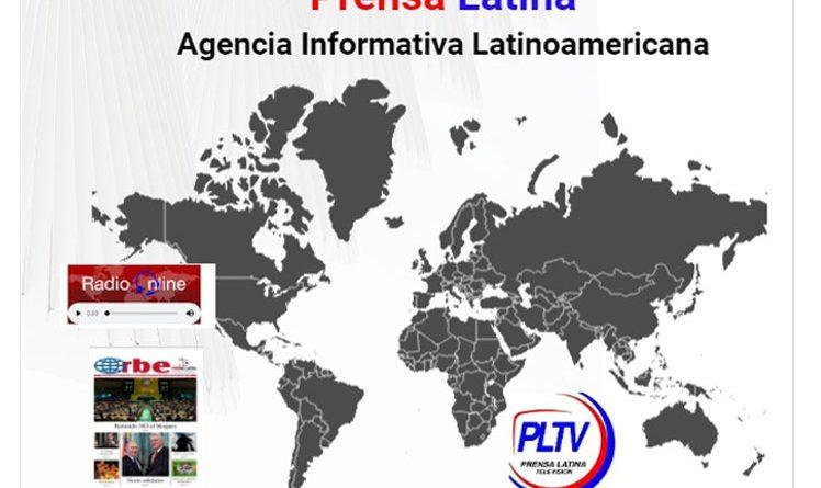 Poinformowana tygodniowa prognoza z Prensa Latina - Prensa Latina