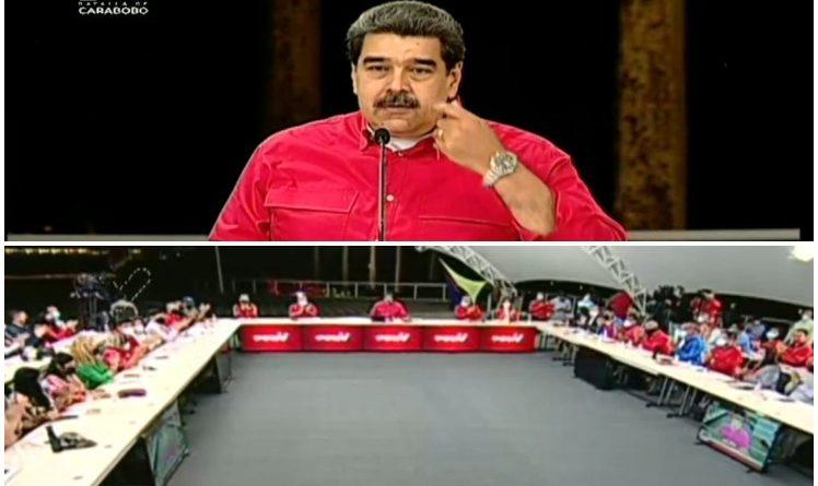 Prezydent Wenezueli ocenia kandydatów do ważnych wyborów - Prensa Latina
