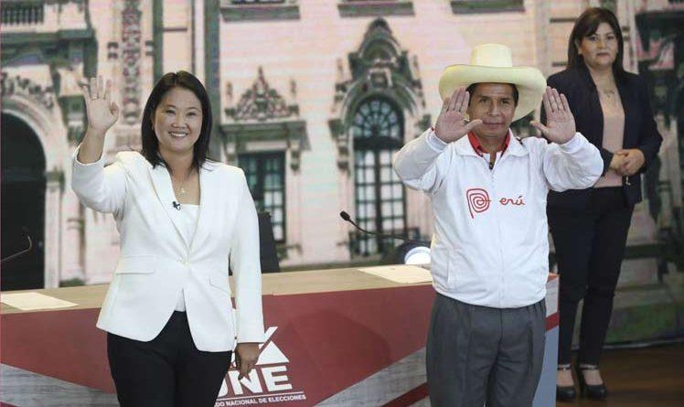 Radio Hawana Kuba  Peru wkracza w ostatni etap wyborów prezydenckich między Castillo i Fujimori, które odbędą się w najbliższą niedzielę