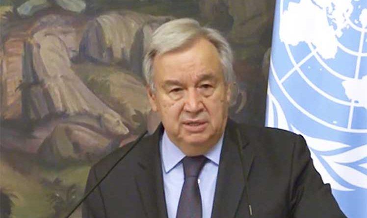 Sekretarz Generalny ONZ kończy oficjalną wizytę w Rosji - Prensa Latina