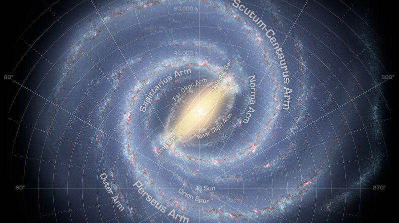 A jeśli czarna dziura w centrum Drogi Mlecznej jest w rzeczywistości bryłą ciemnej materii?
