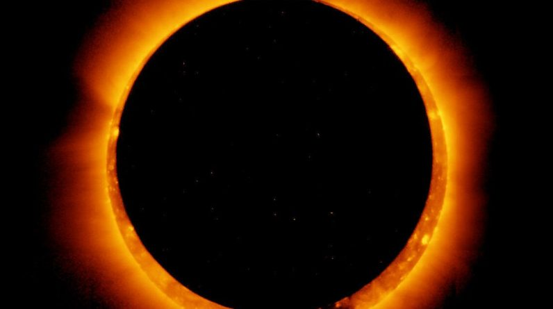 """Zaćmienie Słońca """"pierścień ognia"""" 2021: Jak i kiedy oglądać w czwartek"""