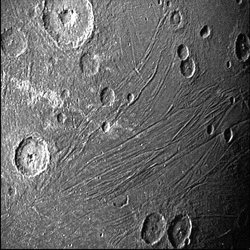 Ciemna strona Ganimedesa