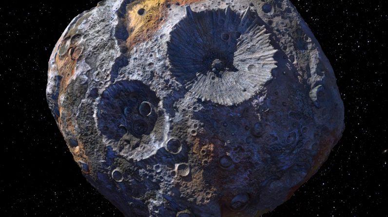 NASA wysyła statek kosmiczny na asteroidę 16 Psyche - może to nie być to, czego oczekiwali naukowcy