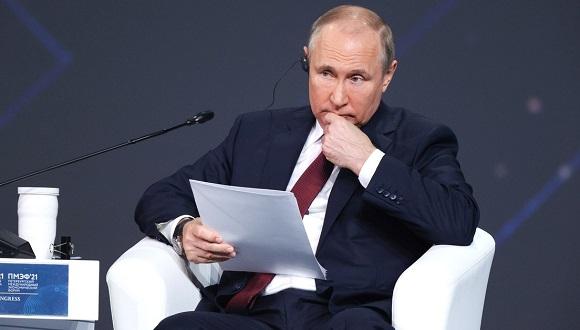 Putin ujawnia najważniejsze cele Rosji na szczycie w Biden