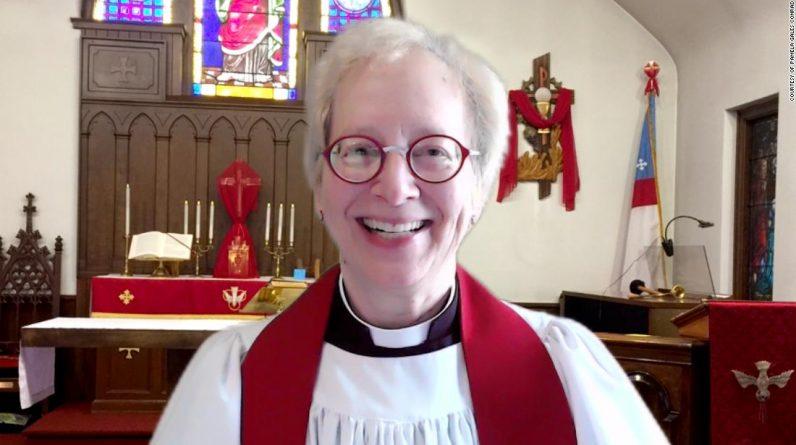 Wielebna Pamela Conrad: Poznaj naukowca marsjańskiego łazika, który jest również księdzem