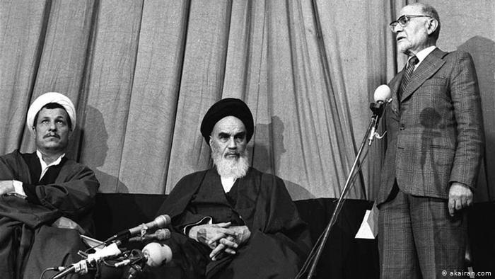 Galeria zdjęć 57. rewolucji w Iranie
