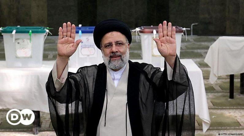 Ebrahim Raisi wygrywa wybory prezydenckie w Iranie w pierwszej turze |  świat |  DW