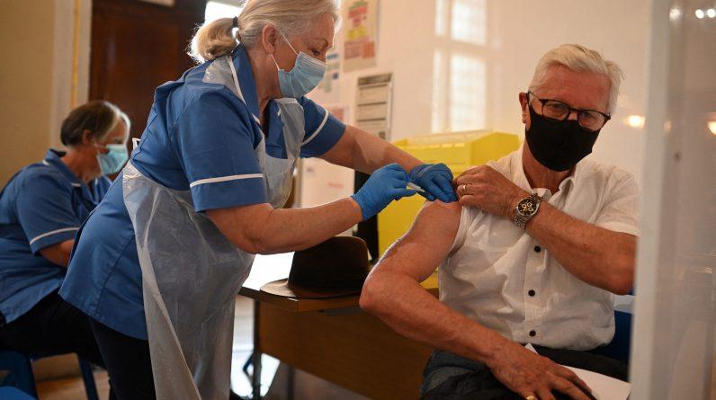 5 lat przed tym, jak szczepionka może wytrzymać zmiany Covid