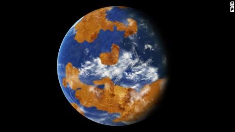 Wenus była potencjalnie zdatna do zamieszkania, dopóki nie nastąpiło tajemnicze wydarzenie