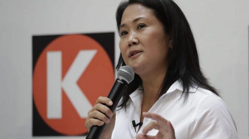 """Keiko Fujimori potępia rzekome """"systematyczne oszustwa"""" w peruwiańskich wyborach"""