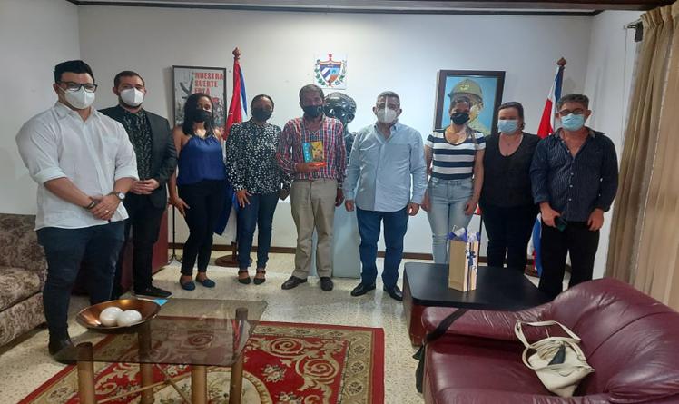 Kostaryka uznaje inicjatywę przeciwko embargo USA na Kubę - Prensa Latina