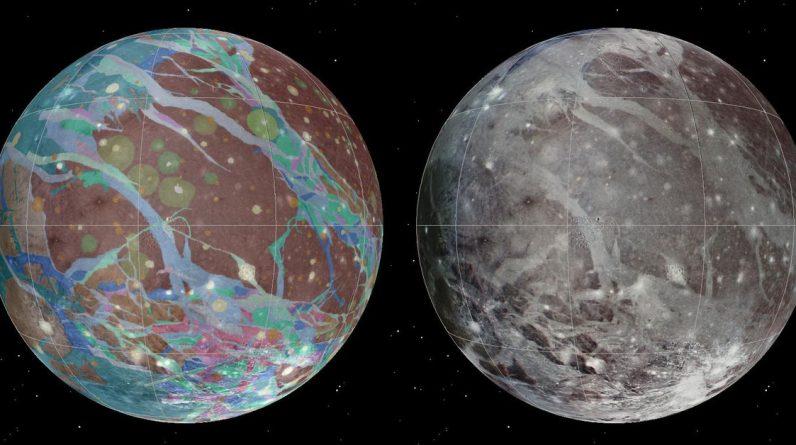 Sonda Juno NASA zbliży się w poniedziałek do Ganimedesa, księżyca Jowisza