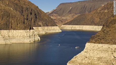 Szokujące liczby stojące za kryzysem suszy w Lake Mead