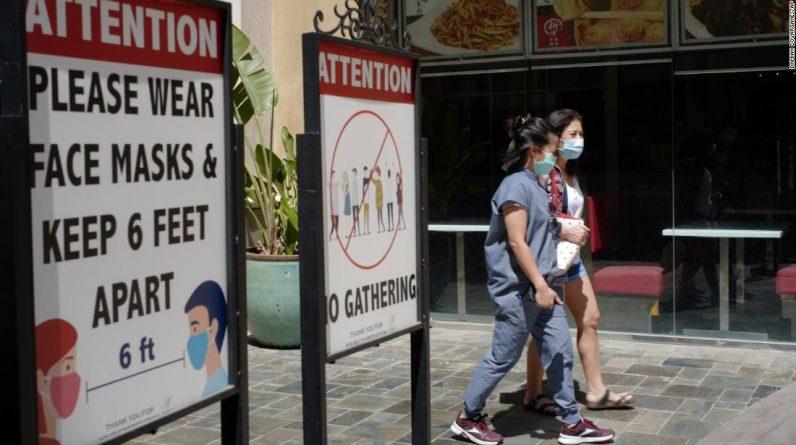 Koronawirus w USA: Eksperci twierdzą, że musimy zrobić coś dramatycznego, aby chronić Stany Zjednoczone przed Covid-19