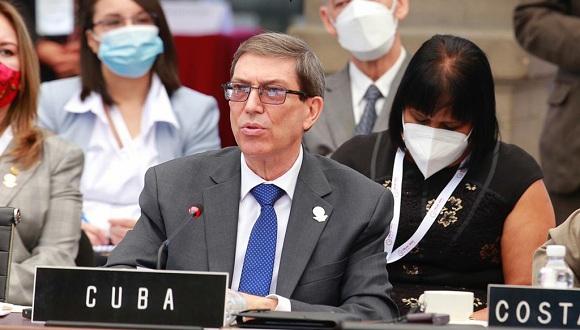 Kubański minister spraw zagranicznych potępia kampanię mającą na celu zniesławienie Al Jazeery na spotkaniu CELAC