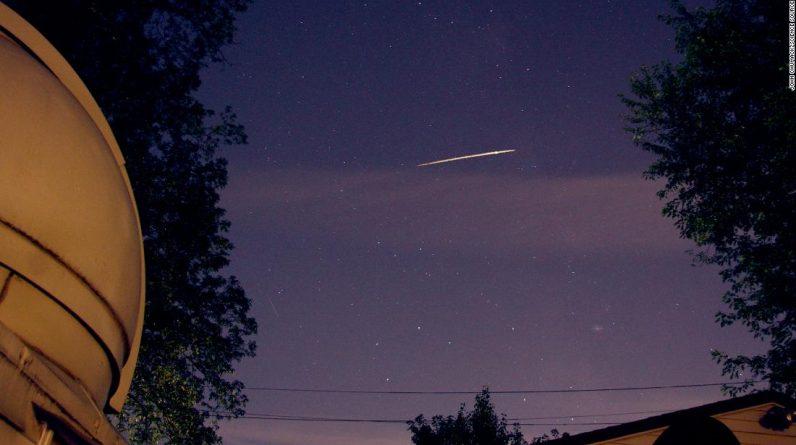 Deszcz meteorów Delta Aquariids: kiedy i jak oglądać
