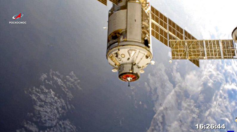 Międzynarodowa Stacja Kosmiczna zgłasza obawy po problemach z silnikiem z nowym rosyjskim modułem