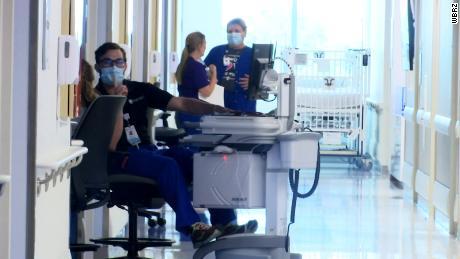 Baton Rouge Children's Hospital zbliża się do pojemności, bliski wzrost liczby przypadków Covid przed rokiem szkolnym