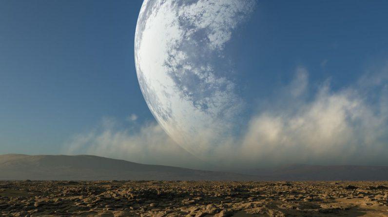 Co by się stało, gdyby księżyc był dwa razy bliżej ziemi?