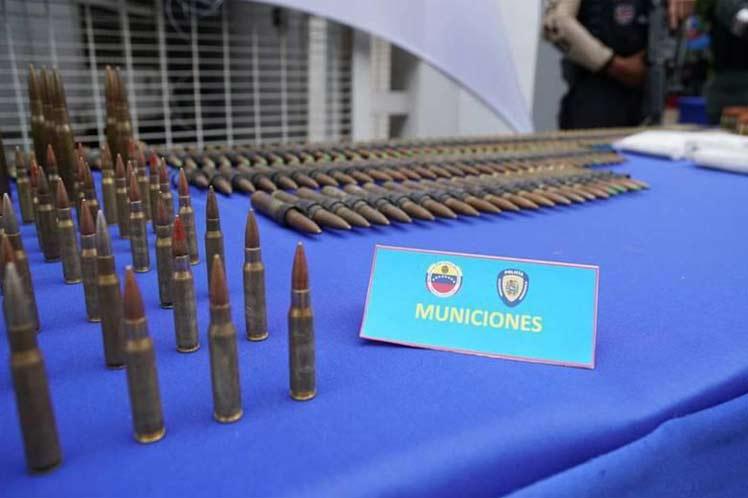 Neutralizacja gangów przestępczych w stolicy Wenezueli