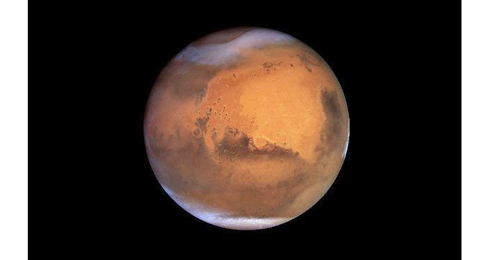 Rosyjska agencja kosmiczna proponuje postawienie elektrowni atomowej na Marsie