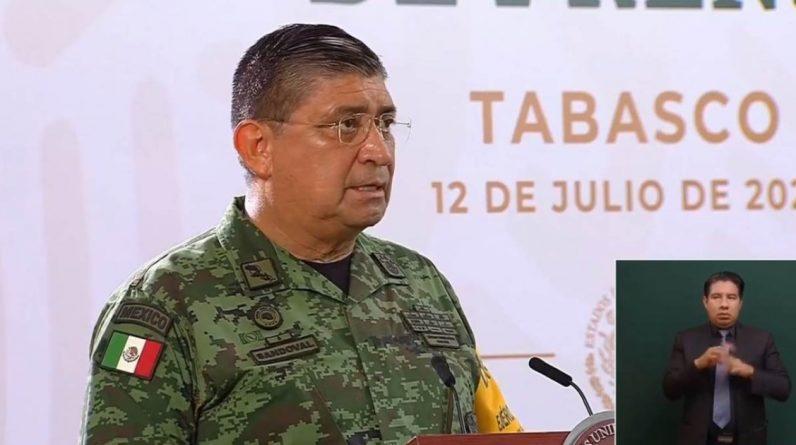 Tabasco: Sedena ujawnia, że Macuspana stoi w obliczu wzrostu przestępczości