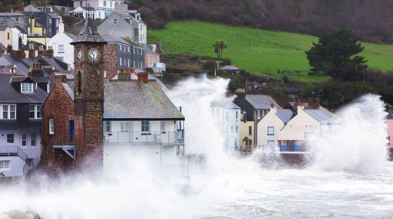 Zmiana klimatu i Księżyc łączą siły, aby stworzyć rekordowe powodzie na Ziemi