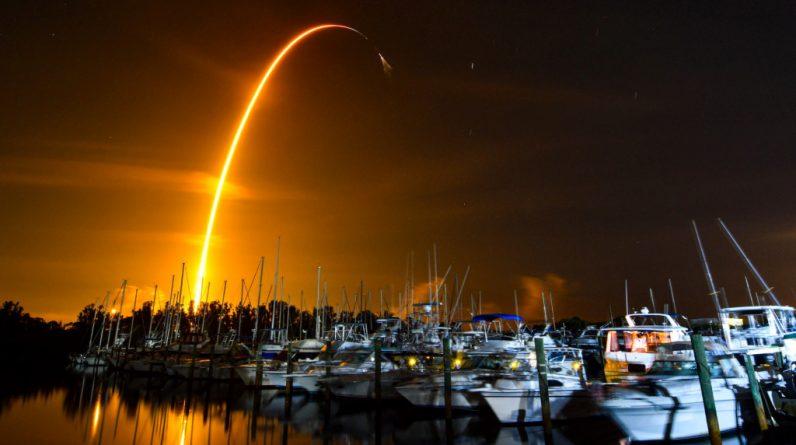 SpaceX wystrzeliwuje mrówki, awokado i ramię robota na Międzynarodową Stację Kosmiczną
