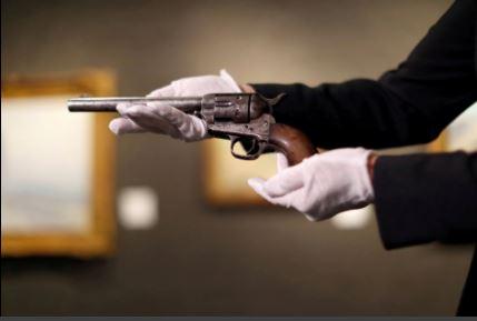 Pistolet, który zabił Billy'ego the Kida, sprzedaje się za 6 milionów dolarów